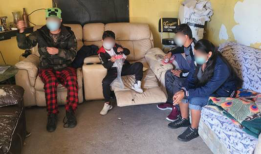 Arrestan a 21 inmigrantes indocumentados entre ellos 3 menores