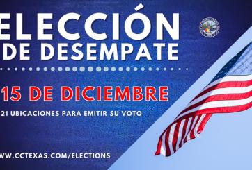 Centros de votación para segunda vuelta electoral