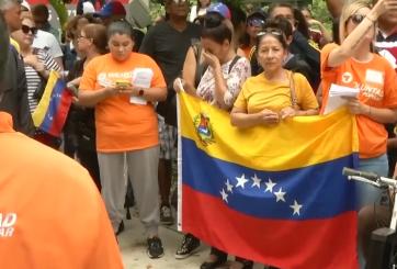 Venezolanos no podrán ser expulsados de Estados Unidos tras orden de Trump