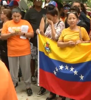 Venezolanos podrían estar más cerca del TPS