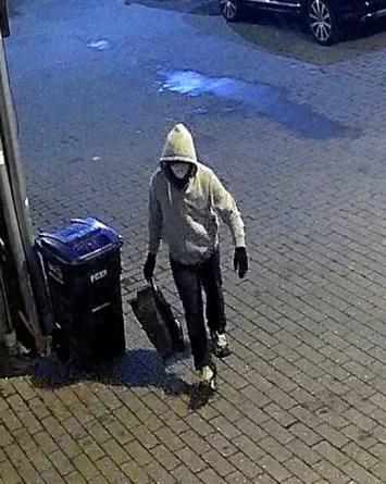FBI ofrece recompensa por sospechoso de colocar 2 bombas en D.C.