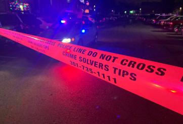 Un hombre fue asesinado en los primeros minutos del 2021 en Langley Park