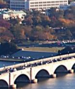 Autoridades de Virginia junto al Servicio Secreto cerrarán puentes y carreteras