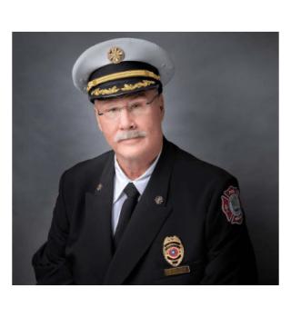 Muere jefe de bomberos de San Benito por complicaciones con COVID-19