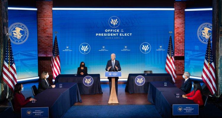 Biden anunció que presionará para un cheque de estímulo de $2,000