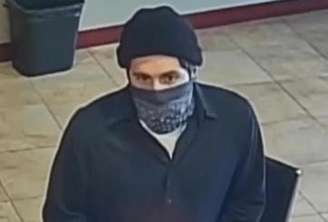 FBI busca sospechoso de robar un banco en San Diego