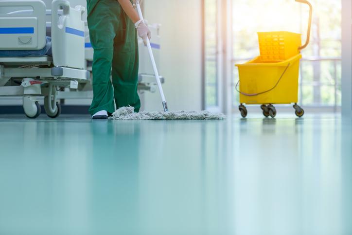 piso de hospital