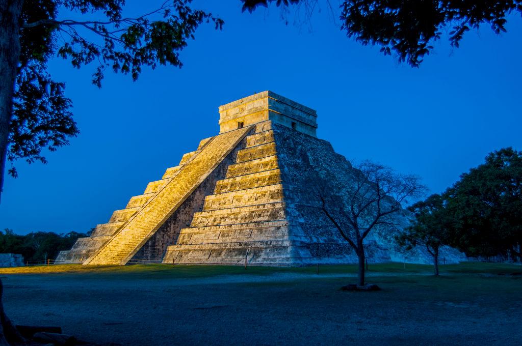 pirámide de kukulkán