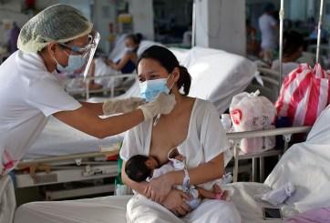 6 consejos para amamantar a tu bebé durante la pandemia de COVID-19