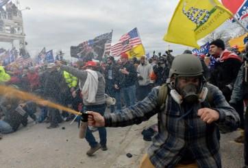Virginia: Arrestar a un hombre 509 cartuchos de munición y documento falso