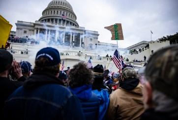 Responden a reportes de múltiples bombas en DC y el Capitolio