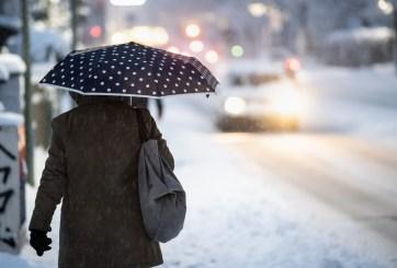 Casi la mitad de Estados Unidos se prepara para recibir nevadas históricas