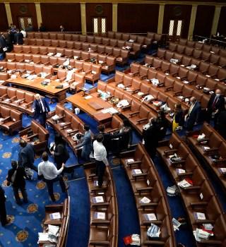 Representantes locales cuentan experiencia en disturbios del Capitolio