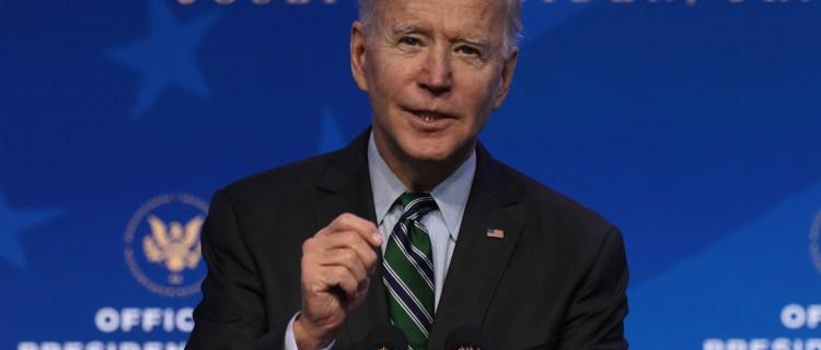 Biden propondrá ruta a la ciudadanía en primer día en el cargo
