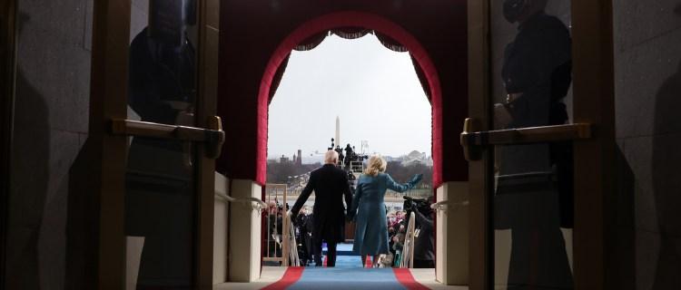 Las mejores imágenes de la inauguración de Joe Biden