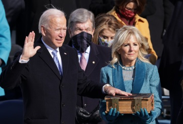 Abogado constitucionalista habla sobre toma de posesión de Biden como algo único