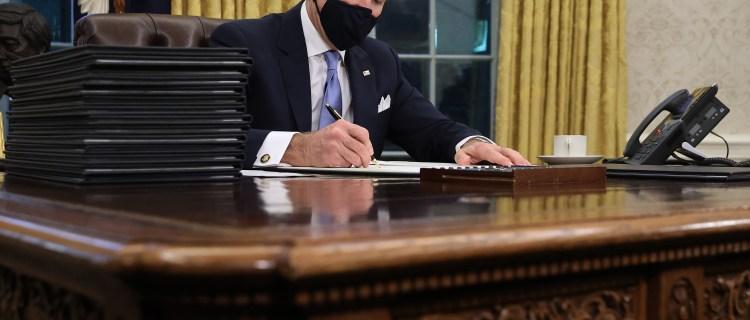 Toma de posesión de Joe Biden, en vivo