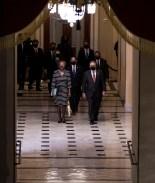 Cámara entrega al Senado artículo de «impeachment» contra Trump