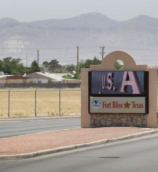 Soldado de Fort Bliss murió asfixiada, revela su familia