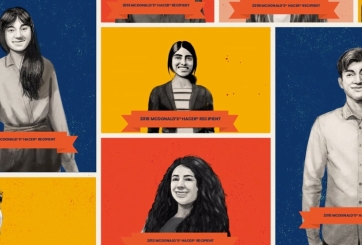 McDonald's dará hasta $100,000 a estudiantes latinos que soliciten esta beca