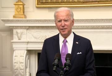 «100 millones de vacunas en 100 días», plan de Joe Biden contra COVID-19