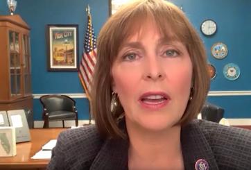«Es un peligro para nuestra democracia», afirma Kathy Castor sobre Donald Trump