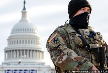 Guardia Nacional se prepara para disturbios en juicio político de Trump