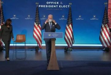 Presidente electo propone un estímulo billonario por la pandemia