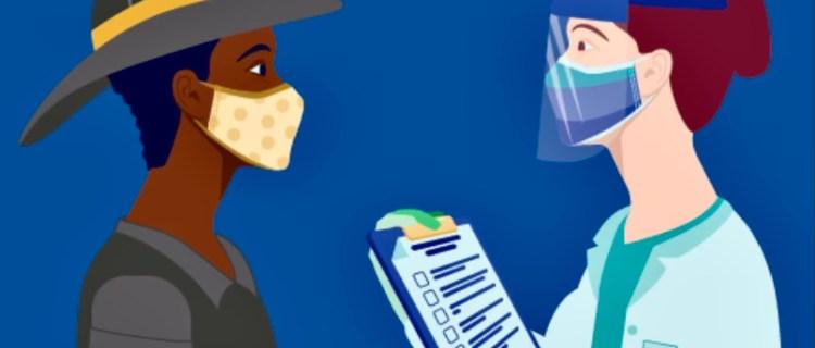Avanza distribución de vacuna a trabajadores de emergencias