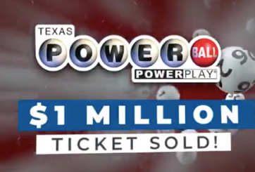 Billete de lotería de 1 millón de dólares se vendió en Corpus Christi