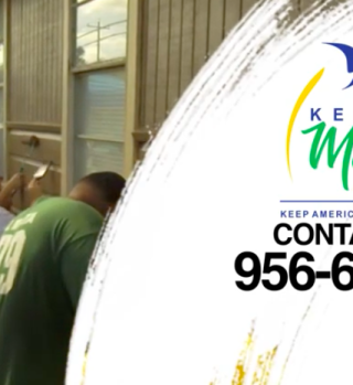 Proyecto comunitario pintará casas de ancianos y discapacitados en McAllen