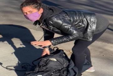 Policía de Denver tras la pista de sospechosa de robo a viviendas