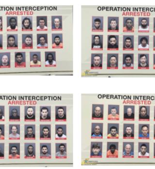 Buscaban prostitutas y encontraron agentes encubiertos