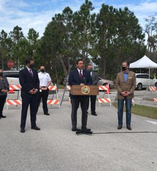 DeSantis «no permitirá violencia en Florida», insiste en ley Stand Your Ground