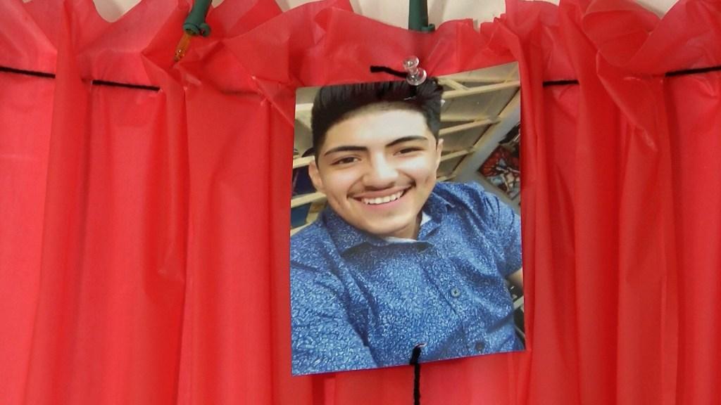 Joven hispano asesinado a balazos