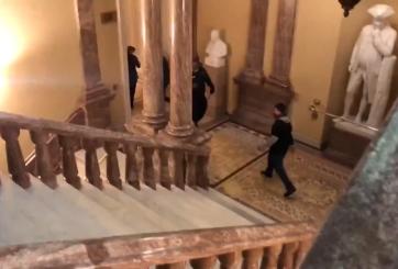 Narra la Congresista Verónica Escobar lo vivido en el Capitolio