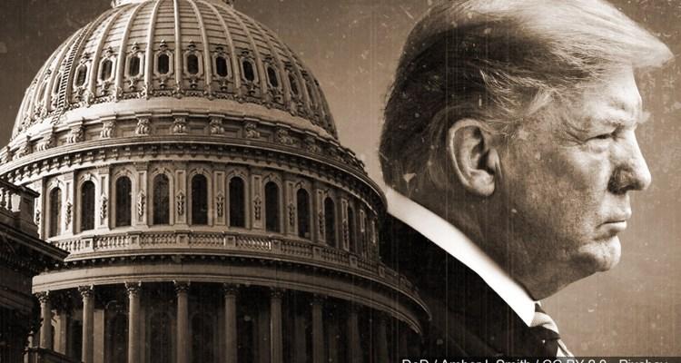 Cámara aprueba segundo juicio político contra Trump