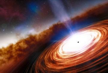 Astrónomos descubren el cuásar más lejano y el agujero negro más antiguo en el universo