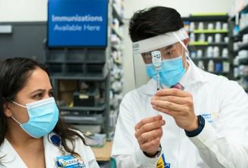 11 ubicaciones de Walmart que aplicarán la vacuna COVID-19 alrededor de EE.UU.