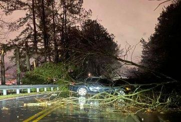 Al menos un muerto y decenas de heridos por tornado en Alabama