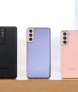 El Samsung Galaxy S21 es más barato pero no viene con cargador