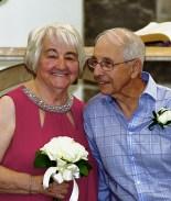 Historia de amor: Novios de juventud se casan tras 70 años separados