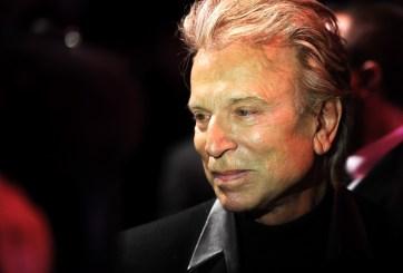 Murió el famoso ilusionista Siegfried Fischbacher, de Siegfried & Roy