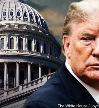 «Impeachment» de Trump: los 10 republicanos que votaron a favor