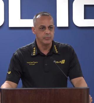 Policía de Puerto Rico confirma que hombre ejecutado en Santurce mató a los tres policías