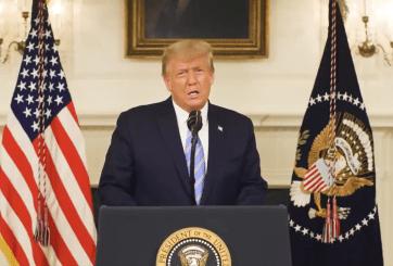 Trump regresa a Twitter con video donde finalmente admite su derrota
