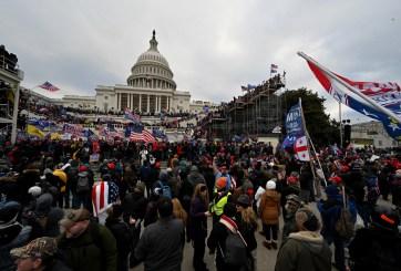 Pierden su trabajo tras incitar violencia en el Capitolio