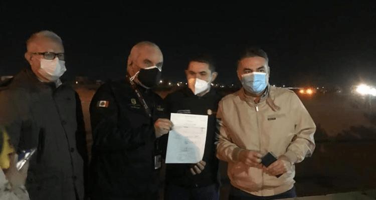 Arriba la vacuna contra COVID-19 a Baja California