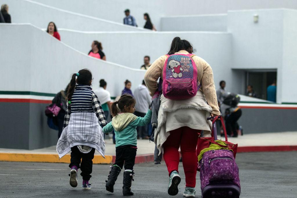 familia migrante