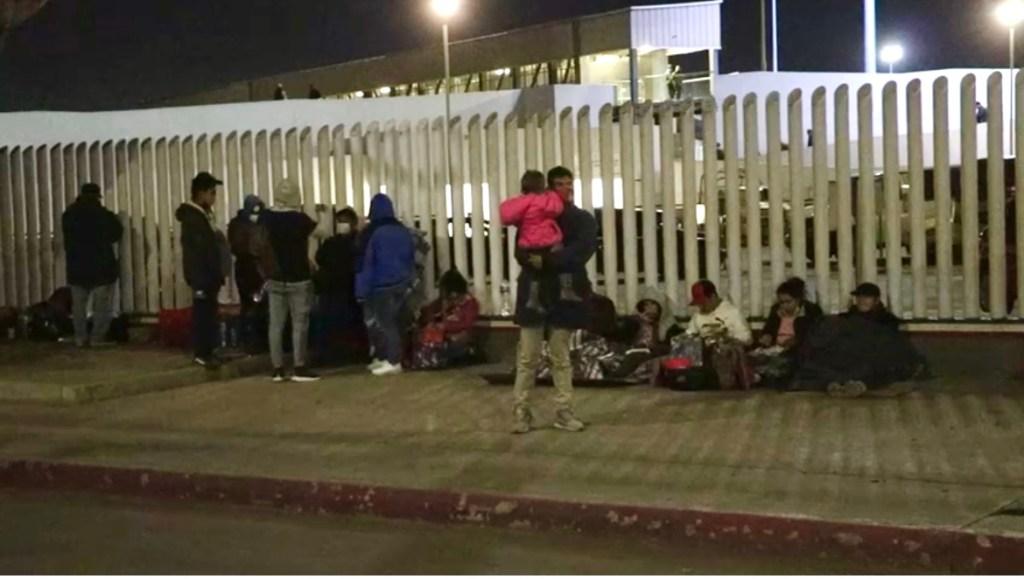 Migrantes en
